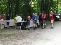 Lorris Rando Loisirs  1ère randonnée de l'été (ex Otsi)  209 participants