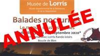 """4 septembre """"Le Maquis sous les étoiles"""" ANNULÉE"""