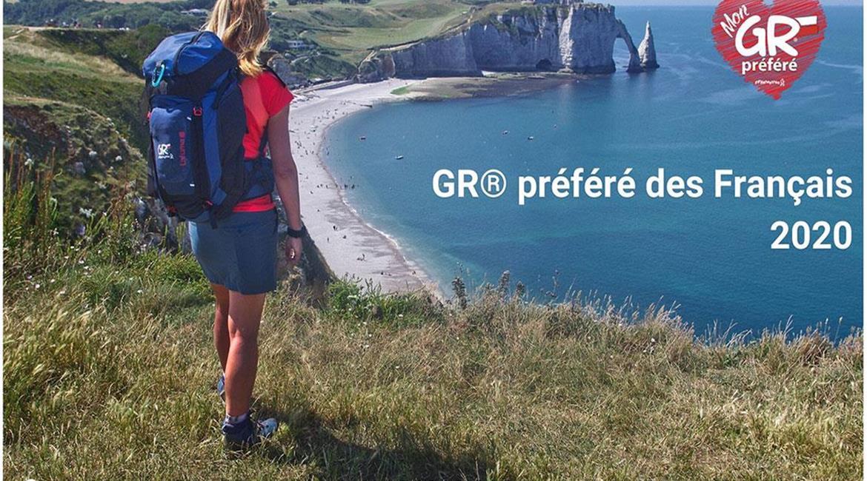 """Résultats du concours national """"Mon GR® préféré 2020"""""""