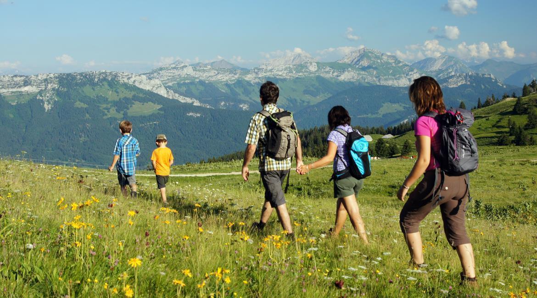 La randonnée en vedette dans les médias le jeudi 9 juillet